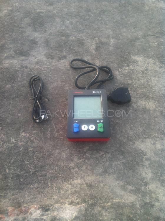 Scanners Japanese Cars, battery alternator and brake fluid tester Image-1
