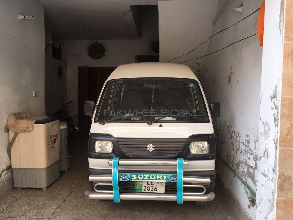 Suzuki Bolan VX (CNG) 2010 Image-1
