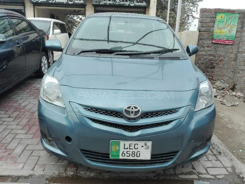 Toyota Belta 2005 Image-1