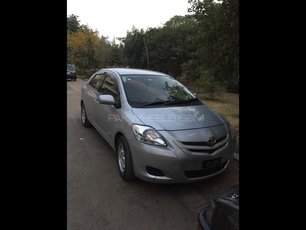 Toyota Belta X L Package 1.3 2007 Image-1