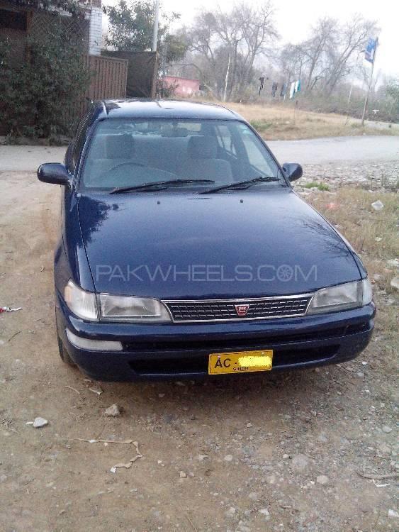 Toyota Corolla XE-G 1995 Image-1