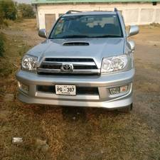Toyota Surf SSR-G 3.0D 2005 for Sale in Islamabad