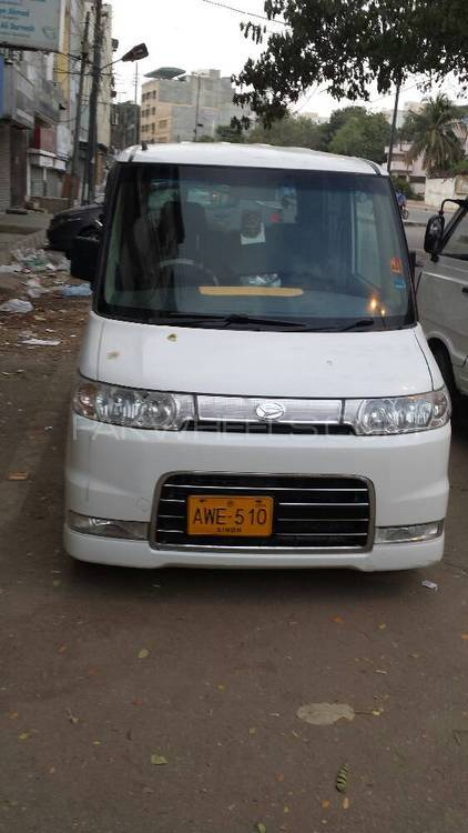 Daihatsu Tanto Custom L 2007 Image-1