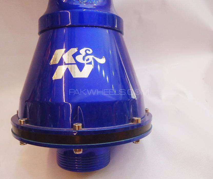 K&N Cold Air Intake [ Free Home Delivery ] Image-1