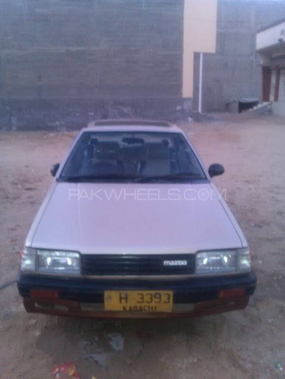 Mazda 323 1987 Image-1