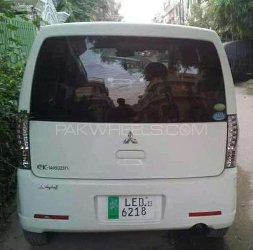 Mitsubishi Ek Wagon MS 2009 Image-1