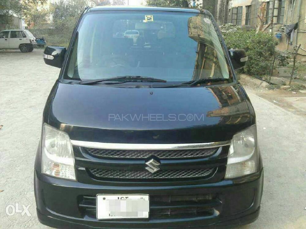 Suzuki Wagon R Limited 2008 Image-1