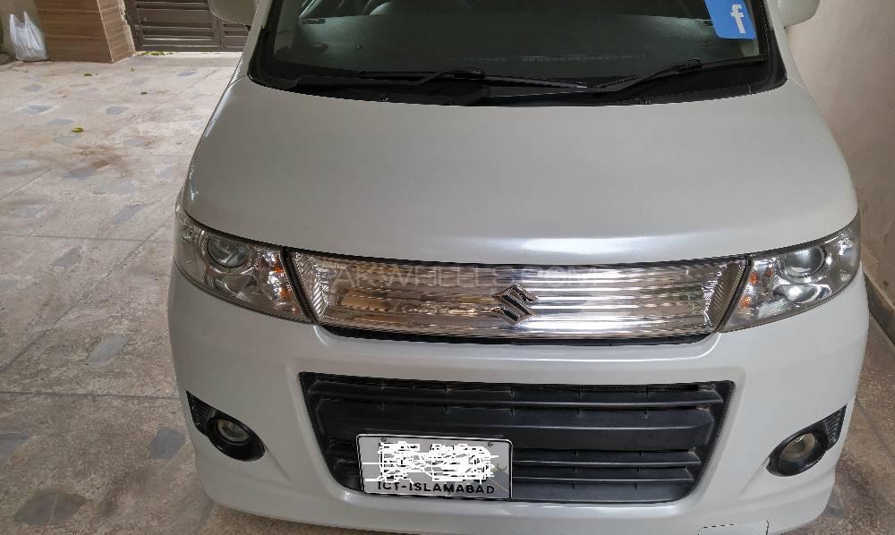 Suzuki Wagon R Stingray X IDLING STOP 2010 Image-1