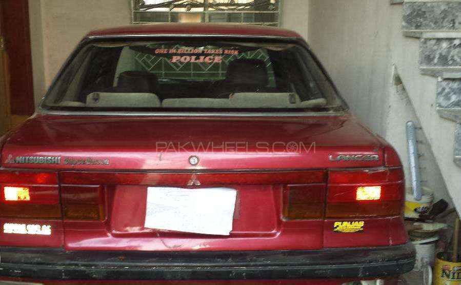Mitsubishi Lancer 1991 Image-1