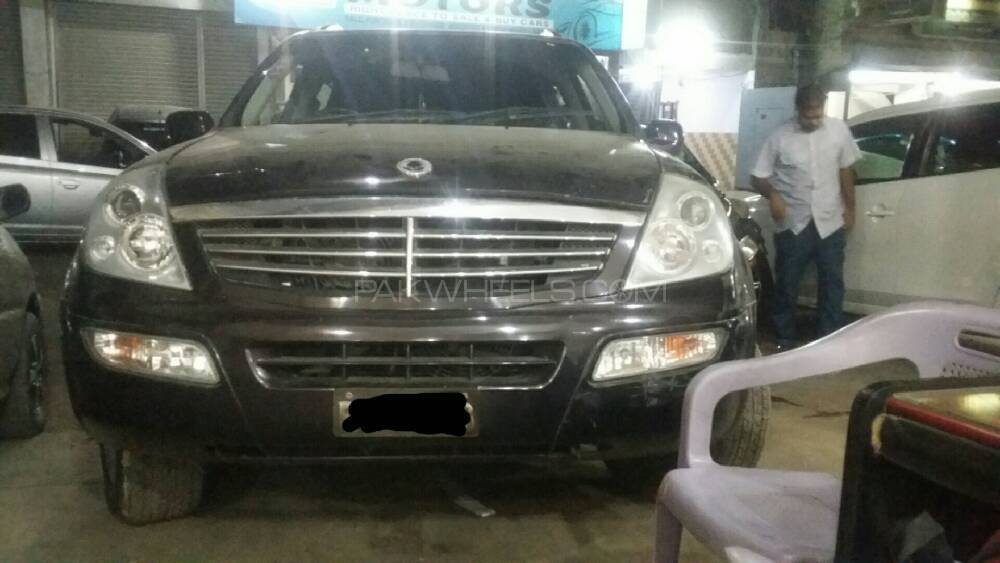 SsangYong Rexton 2005 Image-1