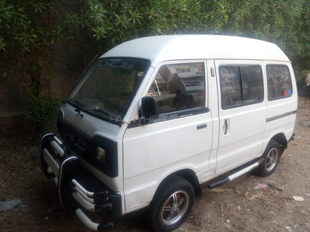 Suzuki Bolan 2010 Image-1