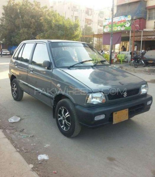 Suzuki Mehran 1995 Image-1