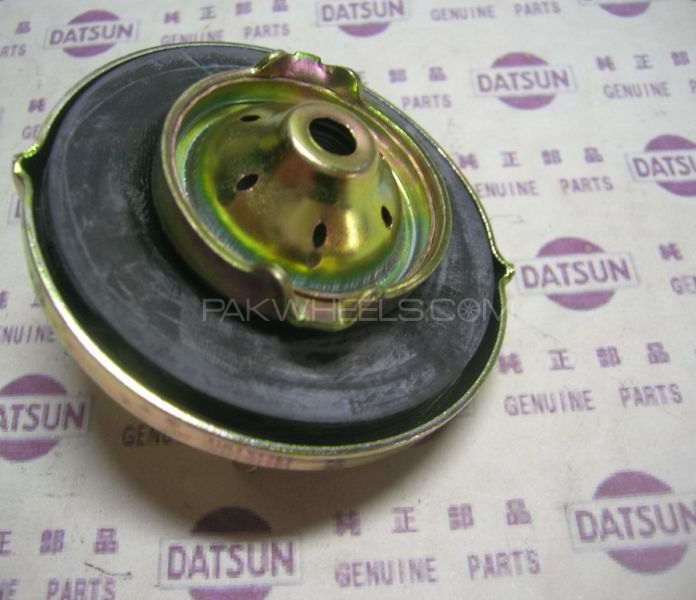 Datsun Car parts fuel tank cap genuine Image-1