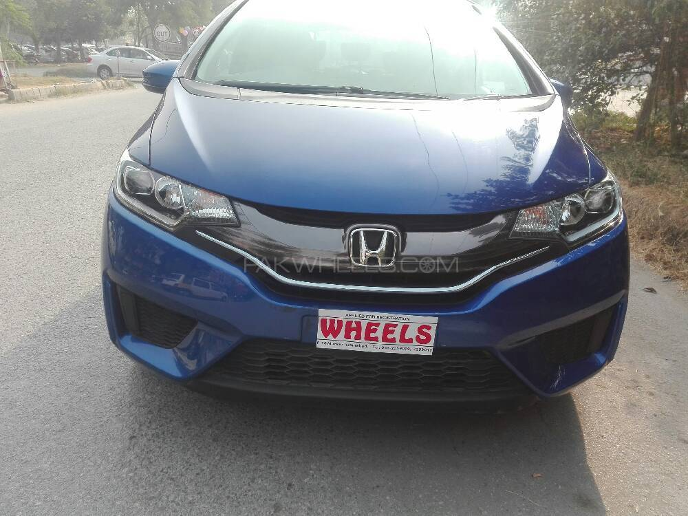 Honda Fit Hybrid S Package 2013 Image-1