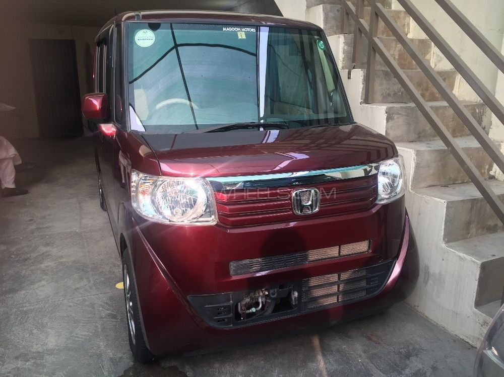 Honda N Box G-L Package 2013 Image-1
