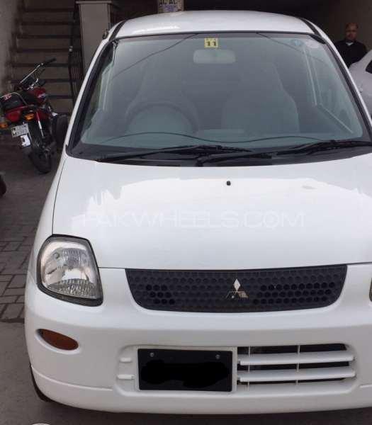 Mitsubishi Minica Natty 2007 Image-1