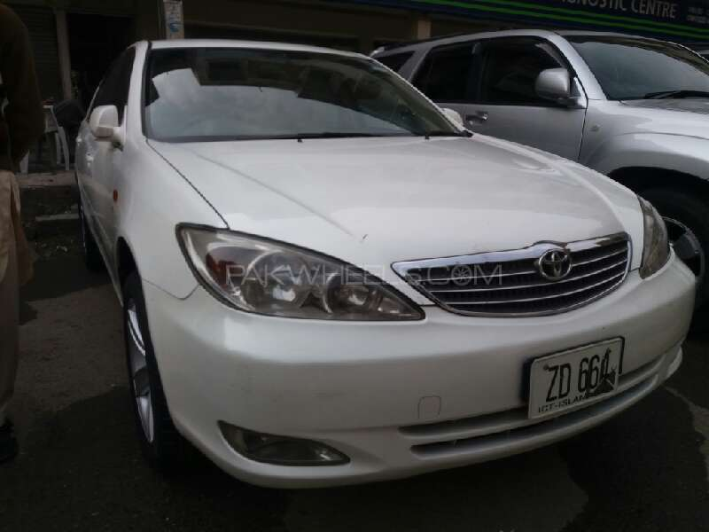 Toyota Camry G 2002 Image-1