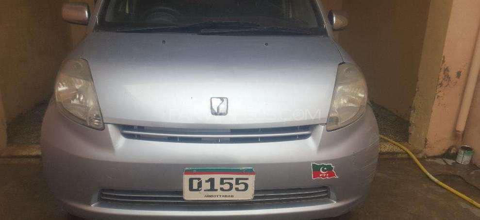 Toyota Passo X 2005 Image-1
