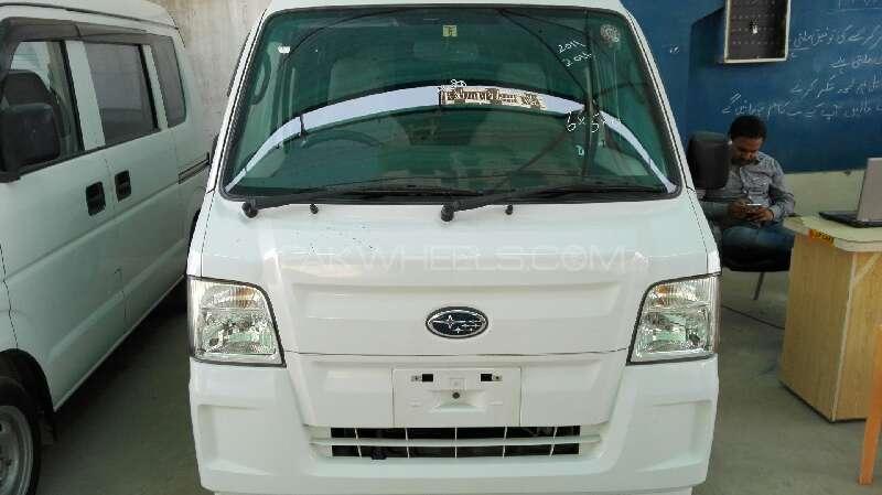 Subaru Sambar Dias 2011 Image-1