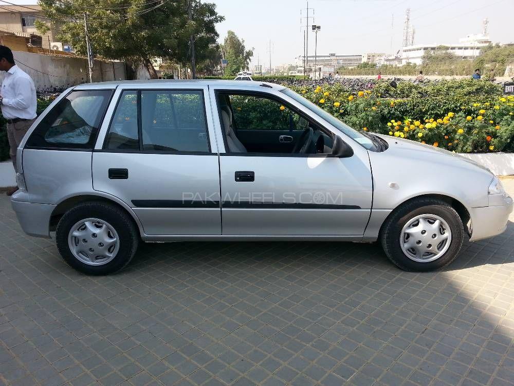 Suzuki Cultus VXRi (CNG) 2013 Image-1