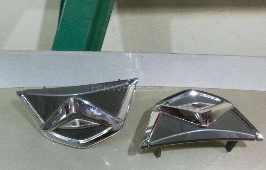 Toyota allion grill monogram Image-1