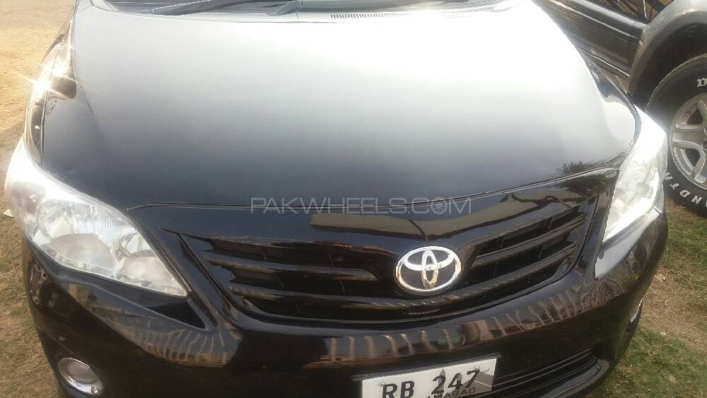Toyota Corolla GLi Automatic 1.6 VVTi 2011 Image-1