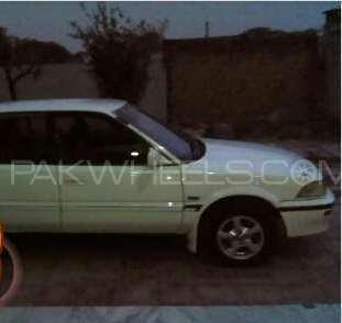 Toyota Corolla SE Limited 1987 Image-1