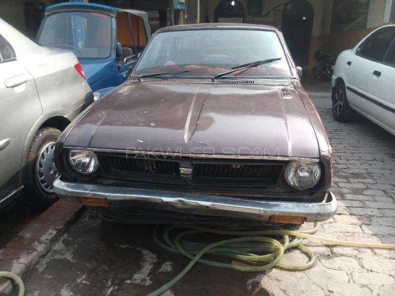 Toyota Corolla X 1.3 1976 Image-1