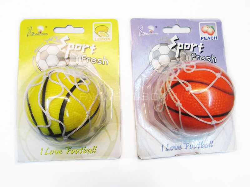 Universal Basket Ball Air Freshener in Lahore