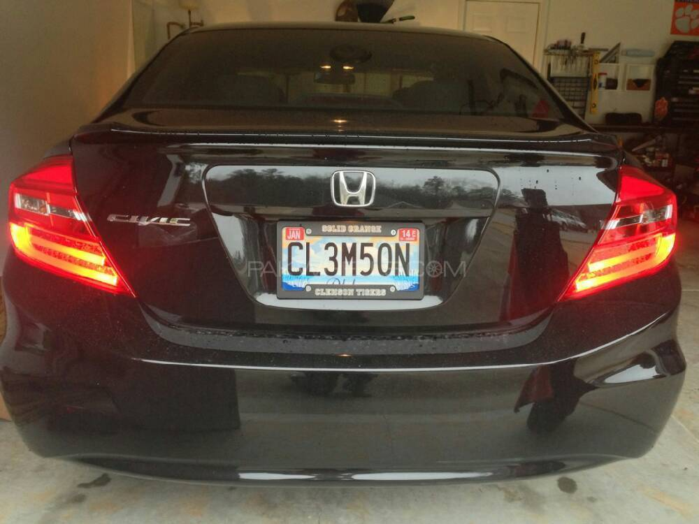 civic 2015 tail neon lights are up for sale Image-1