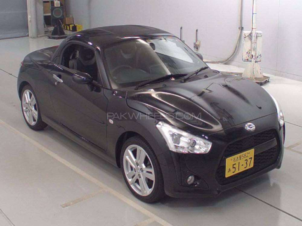 Daihatsu Copen Robe 2014 For Sale In Karachi Pakwheels