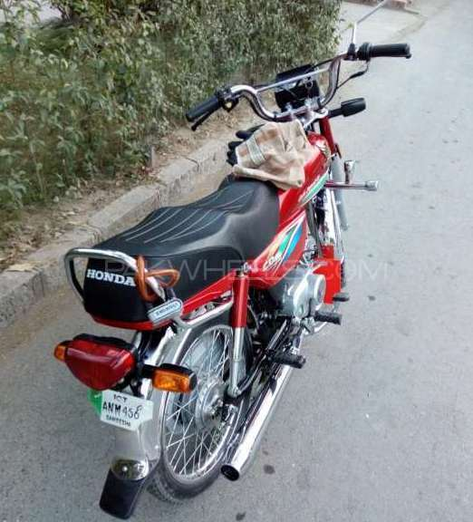 Honda CD 70 2016 Image-1