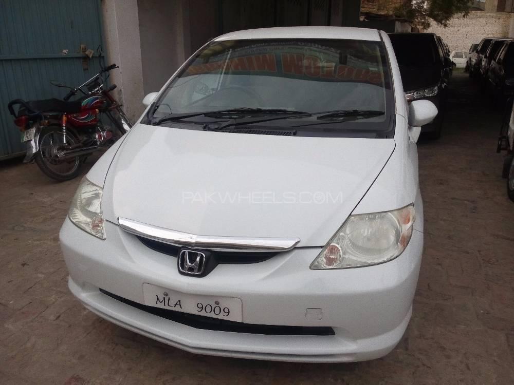 Honda City i-DSI 2003 Image-1