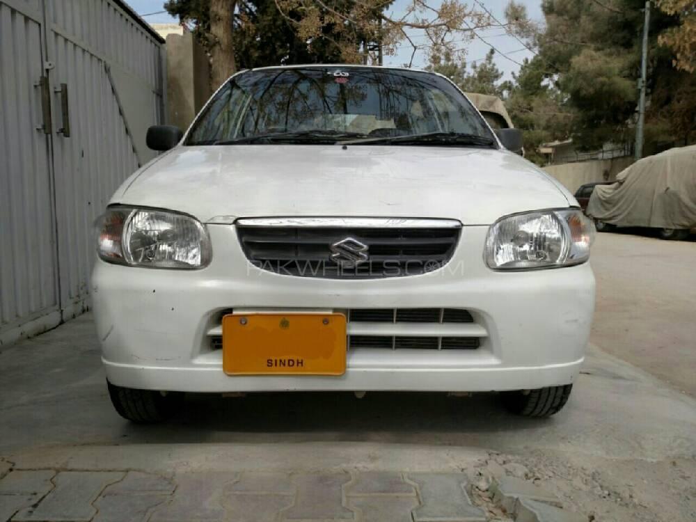 Suzuki Alto VXR 2004 Image-1