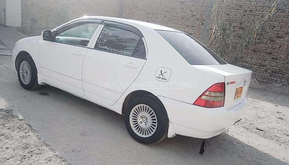 Toyota Corolla X 1.3 2000 Image-1