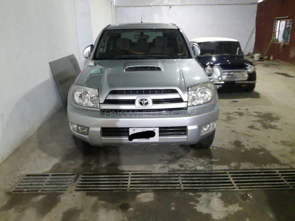 Toyota Surf SSR-G 3.0D 2003 Image-1