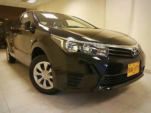 Toyota Corolla GLi Automatic 1.3 VVTi 2015 for Sale in Karachi