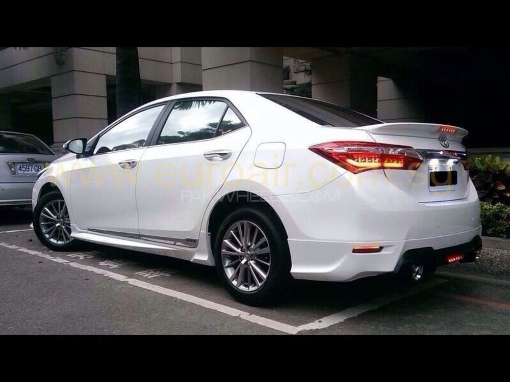 Buy Corolla Body Kit 15 16 In Karachi Pakwheels