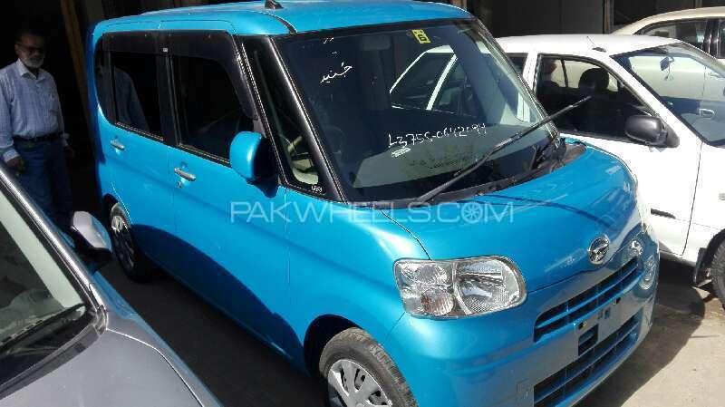 Daihatsu Tanto G 2013 Image-1