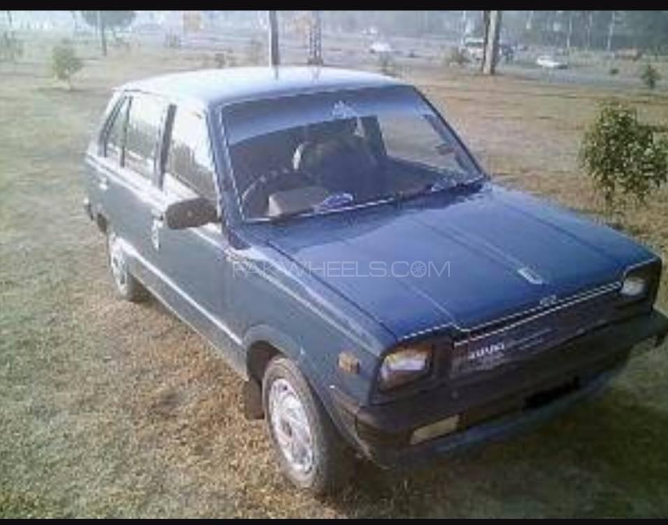 Suzuki FX 1977 Image-1