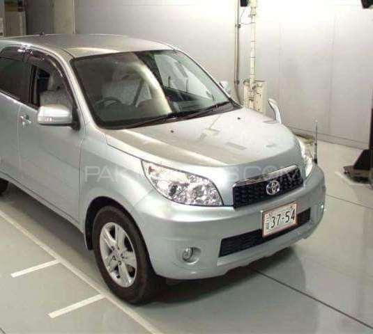 Toyota Rush X 2011 Image-1