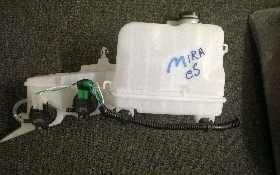 Mira es/ Toyota Pixes Washer Tank viper bottle Image-1