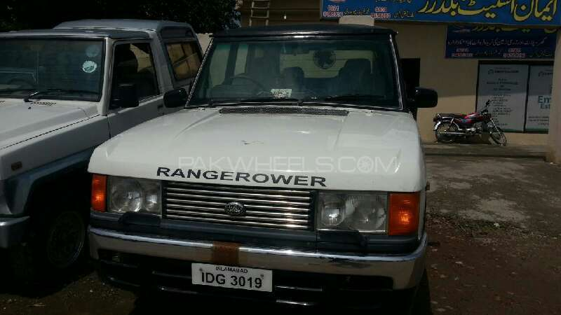 Range Rover Other 1983 Image-1