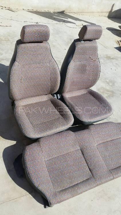 Suzuki Mehran 2013 euro ii original seats Image-1