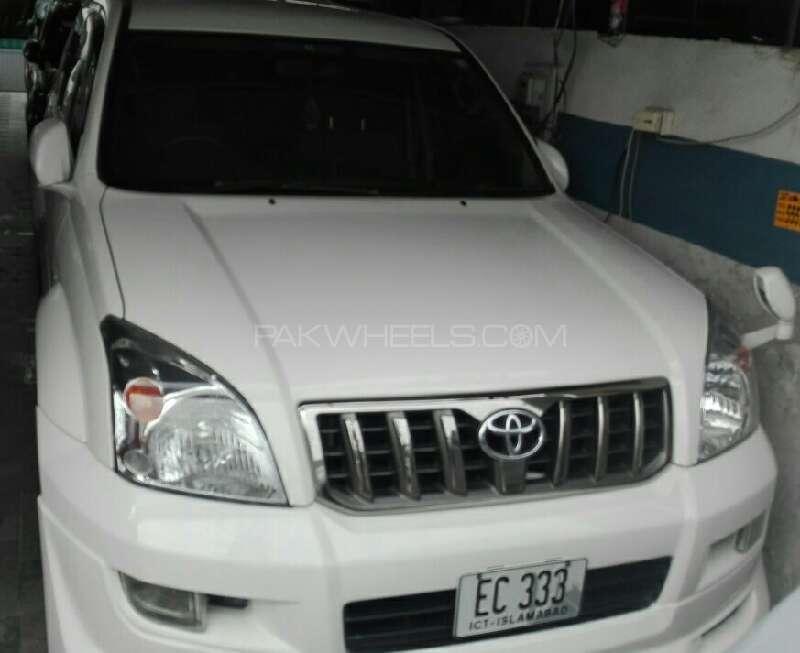 Toyota Prado TX Limited 2.7 2007 Image-1