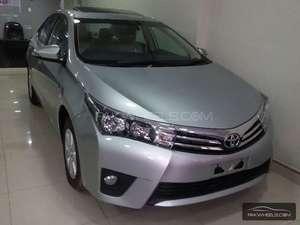 Toyota Corolla Altis Grande CVT-i 1.8 2016 for Sale in Islamabad