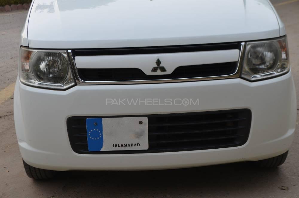 Mitsubishi Ek Wagon GS 2007 Image-1