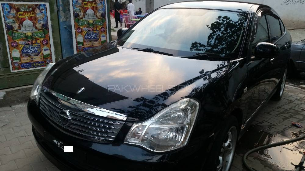 Nissan Bluebird Sylphy 15S 2008 Image-1