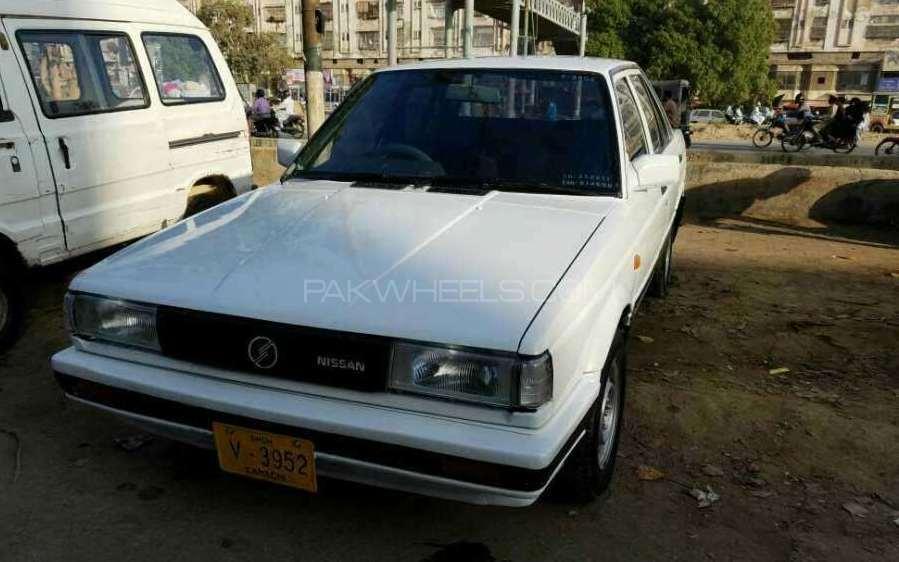 Nissan Sunny EX Saloon 1.3 1994 Image-1