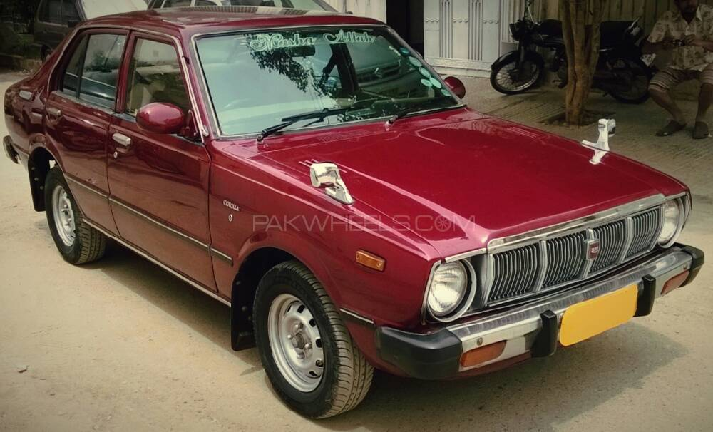 toyota corolla 1979 for sale in karachi pakwheels. Black Bedroom Furniture Sets. Home Design Ideas